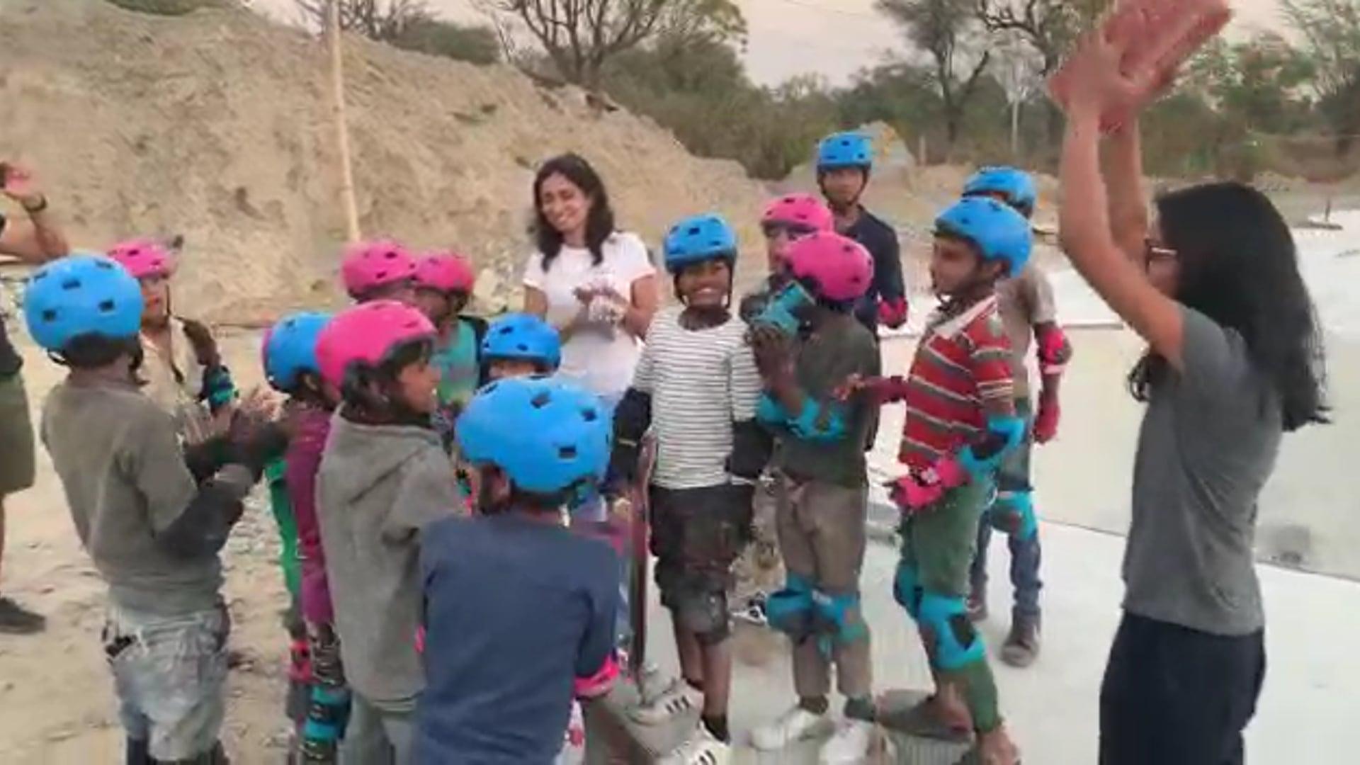 Jogendar - Skater of the Month
