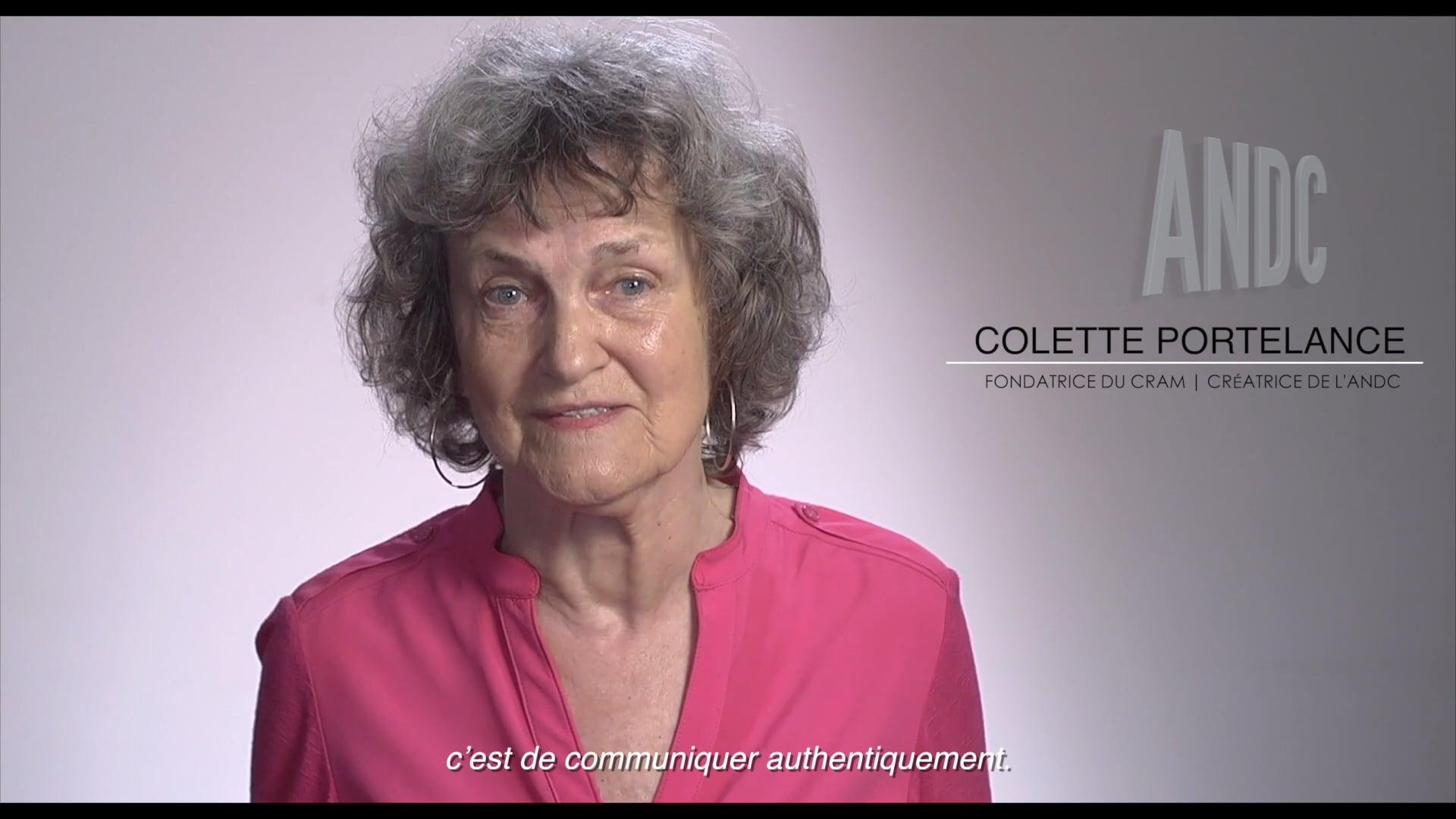 Colette Portelance : comment écouter l'autre ?