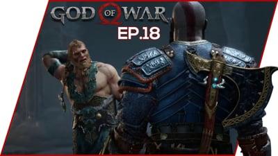 We HAVE To FIGHT GODS?! - God of War Walkthrough EP.18