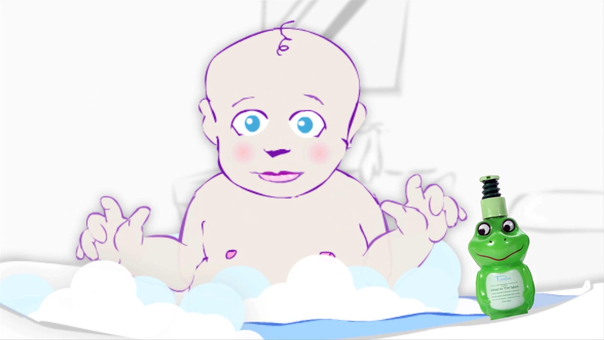 Taslie Skincare Animation