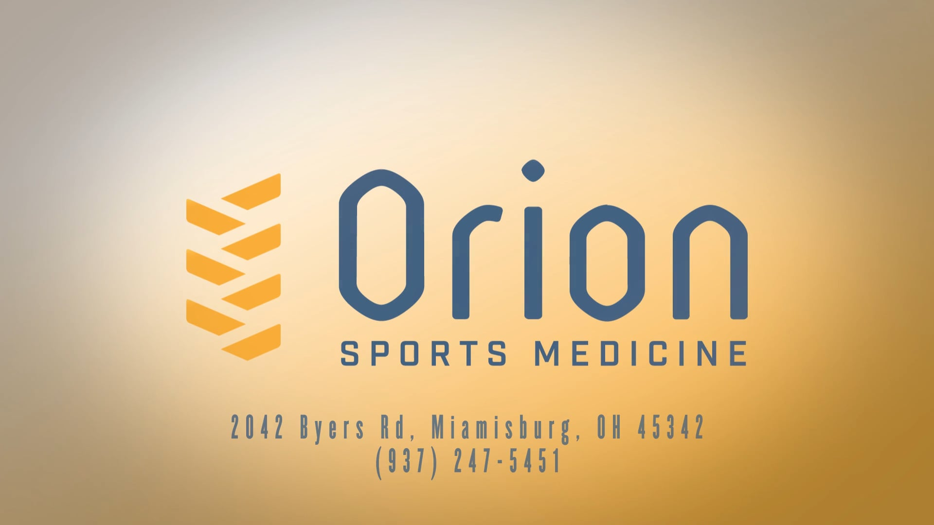 Orion Sports Medicine