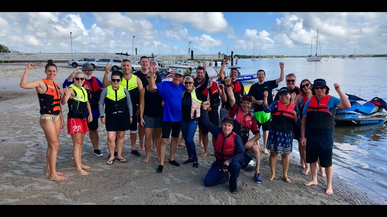 Saturday Feb 9 Mangrove Ride 2019 video