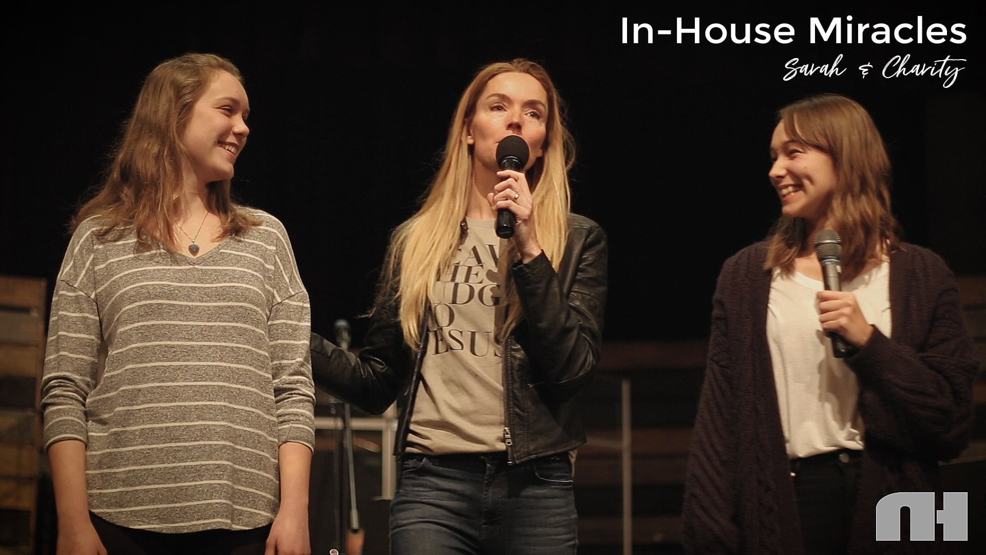 In-House Miracles: Sarah & Charity