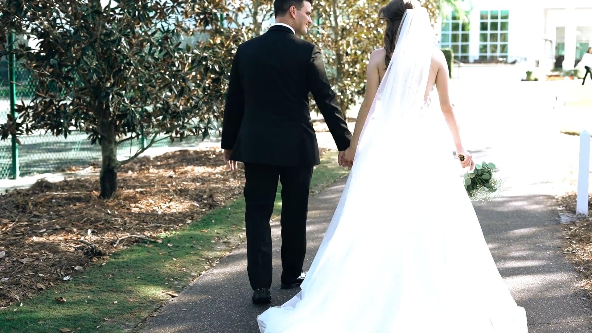 Joe + Alyssa's Wedding   Tampa, FL   Palma Ceia