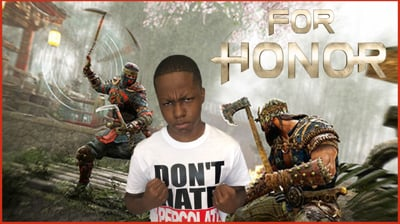 For Honor Grind! -  Trent Stream Replay