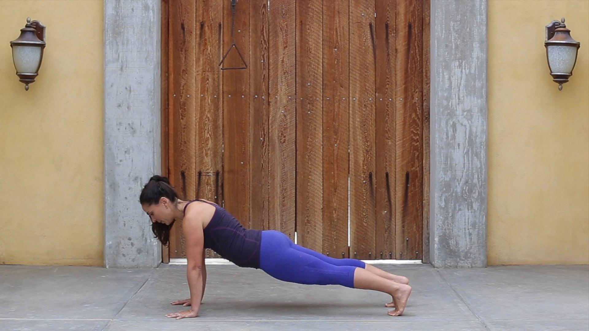 Foundations - Plank