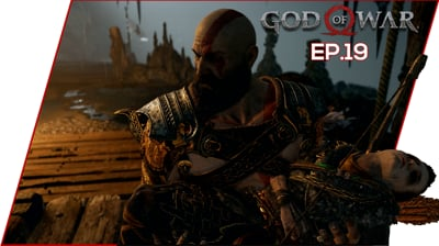 We NEED To SAVE MY SON! - God of War Walkthrough EP.19