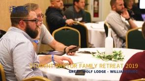 Student Pastor Family Retreat 2019 Highlights   SBC of Virginia