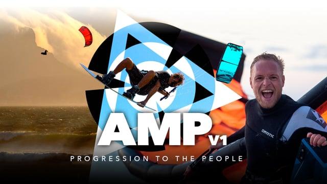 Ozone AMP V1 - Progression To The People