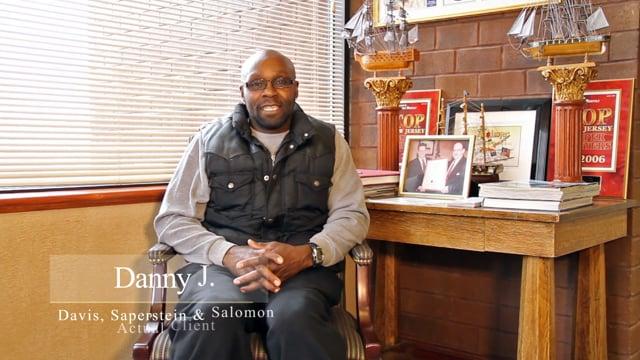 Danny J. | Client Testimonial