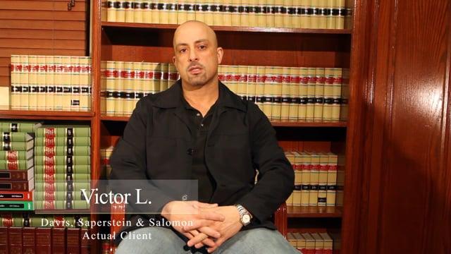 Victor L. | Client Testimonial