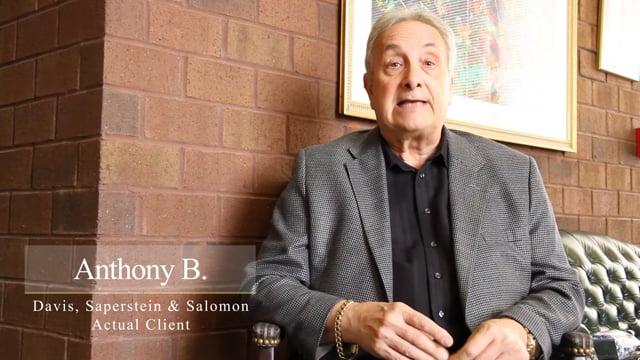 Anthony B. | Client Testimonial