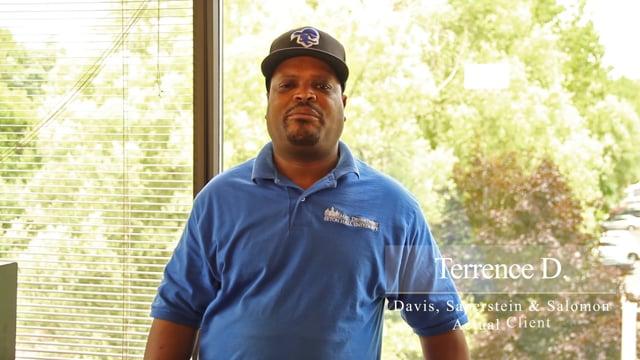 Terrence D. | Client Testimonial