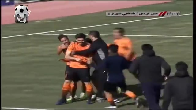 Mes Kerman v Qashqaei - Highlights - Week 24 - 2018/19 Azadegan League