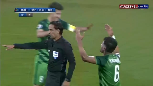 Al-Gharafa v Zob Ahan   Highlights   AFC Champions League 2019