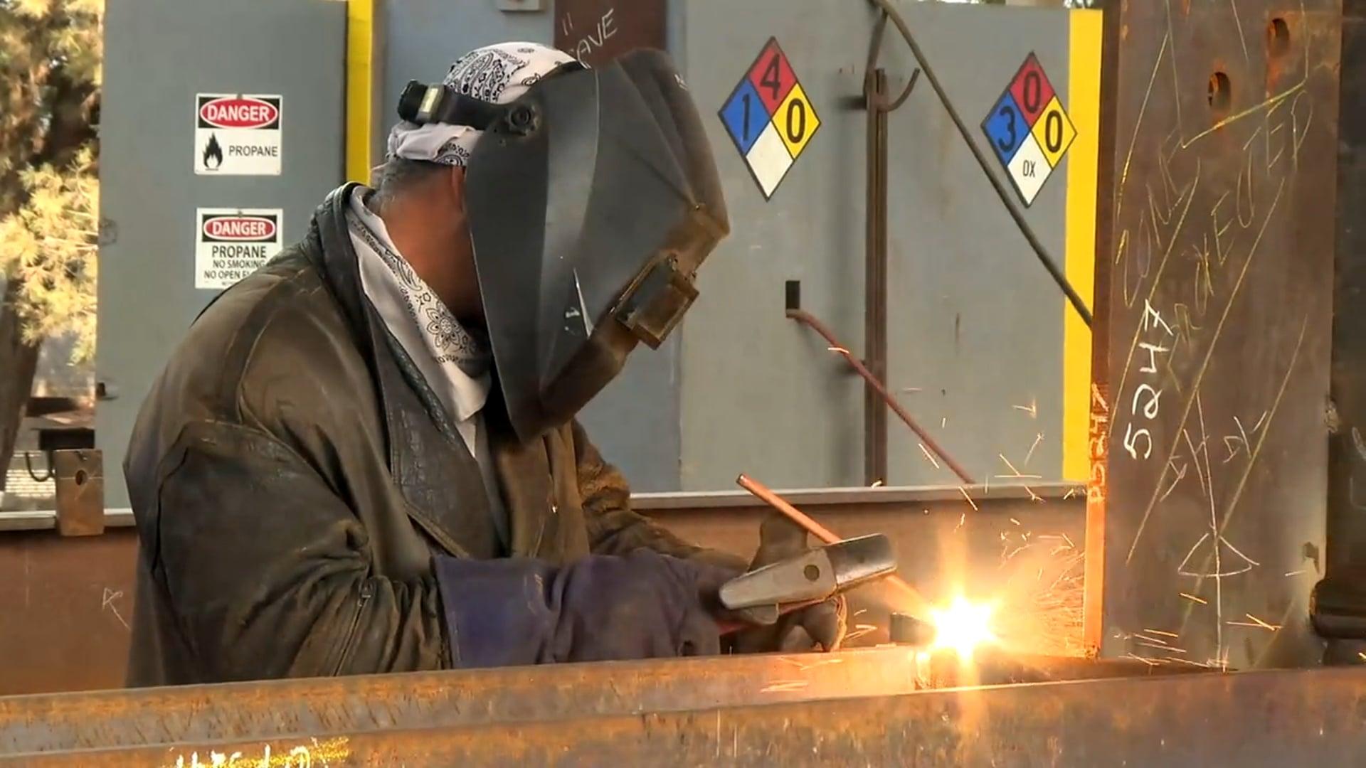 Rossin Steel Mkt Video