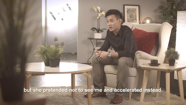 Baptism Testimony of Simon Kong