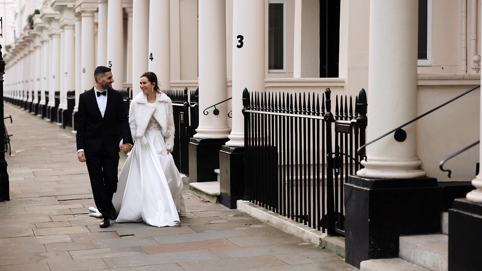 London Elopement Wedding Film
