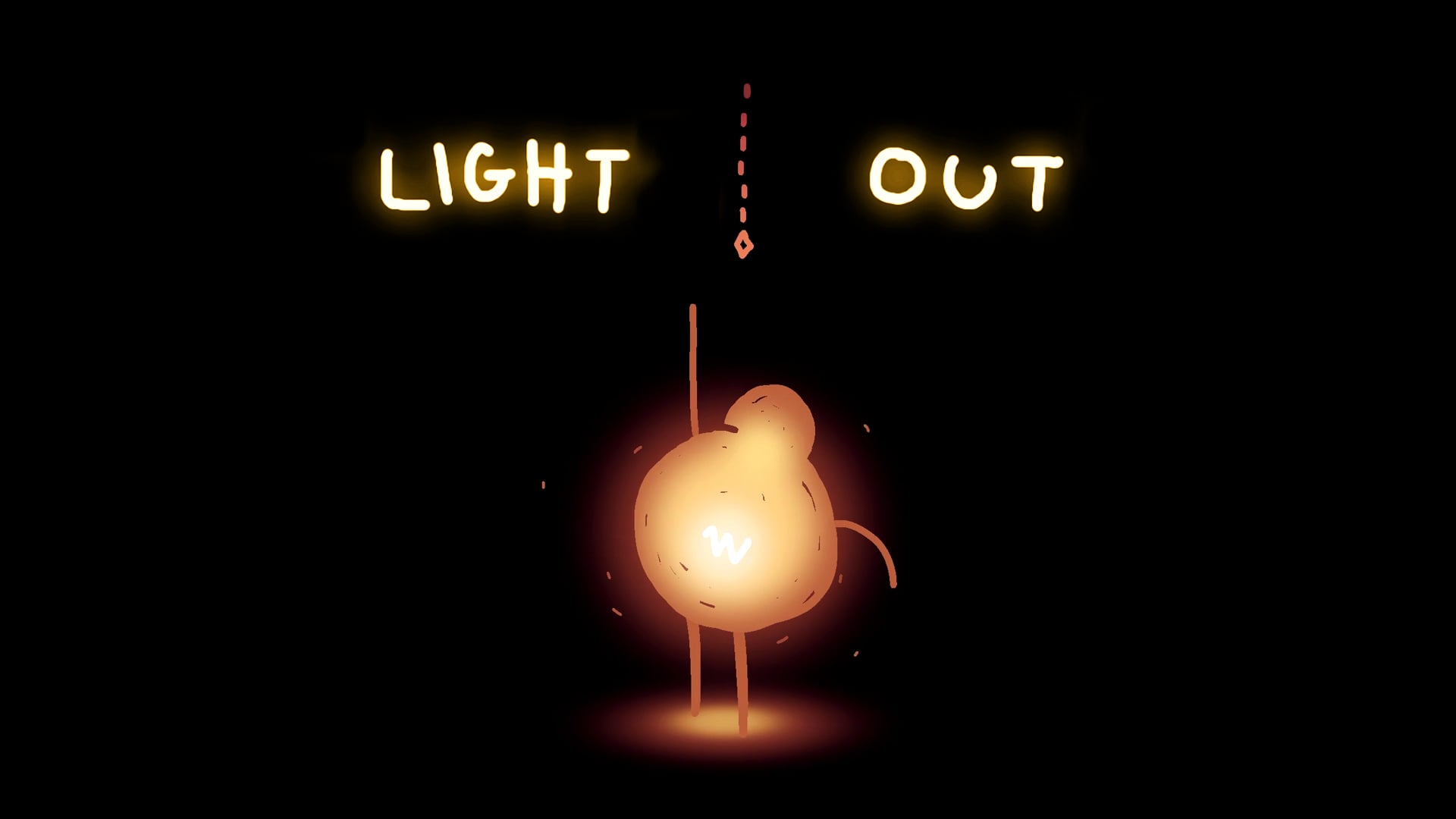 Light Out - a short loop