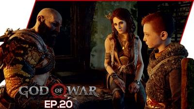 We Took Down A BOSS to SAVE HIM! - God of War Walkthrough EP.20