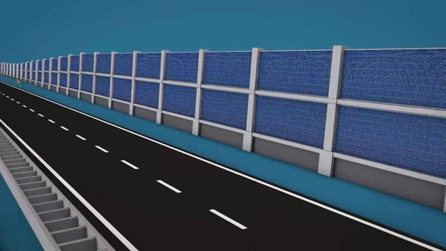 TNO Solar Highways  -  Studio Oostrum