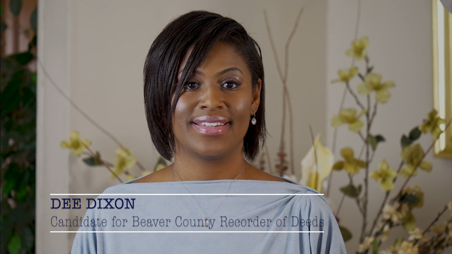 Campaign Video_Dee Dixon_Recorder of Deeds (D)
