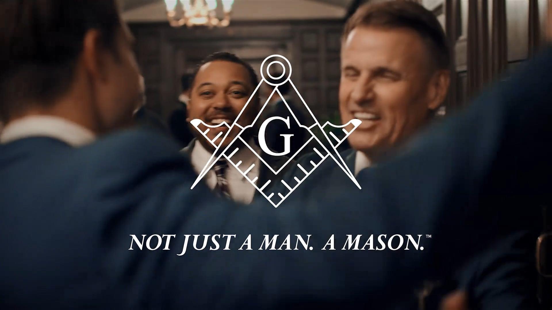 Nice Guys - Not Just a Man. A Mason. (30 Seconds) 2019