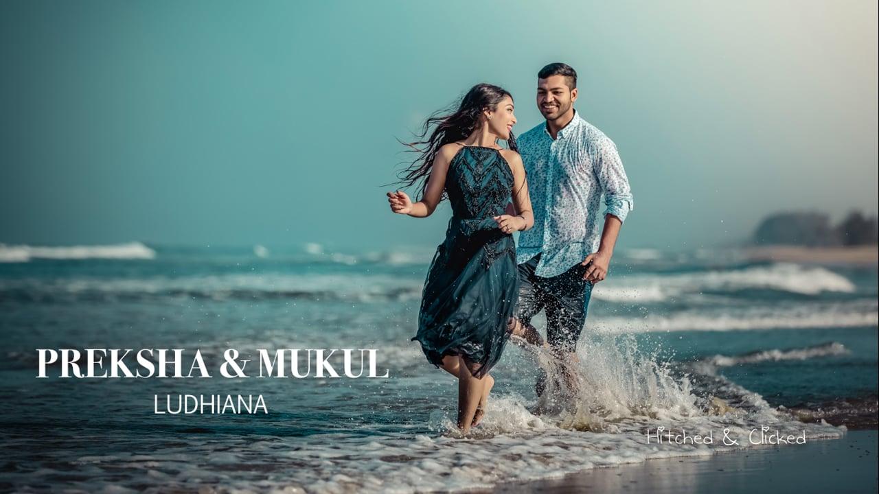 Preksha & Mukul Wedding Trailer   Ludhiana