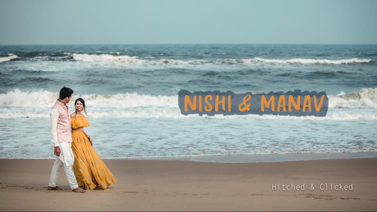 Nishi & Manav Wedding Trailer
