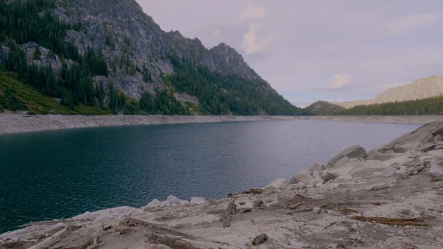 Snow Lakes, Enchantments area