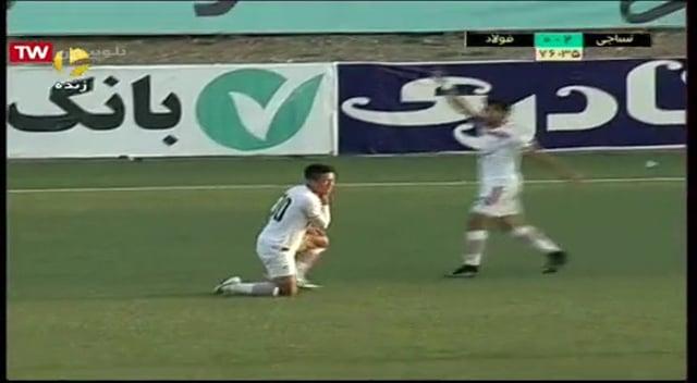 Nassaji v Foolad - Full - Week 19 - 2018/19 Iran Pro League