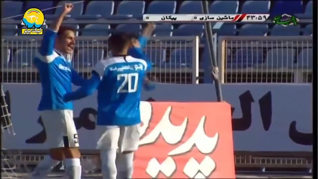 Machine Sazi v Paykan - Highlights - Week 19 - 2018/19 Iran Pro League