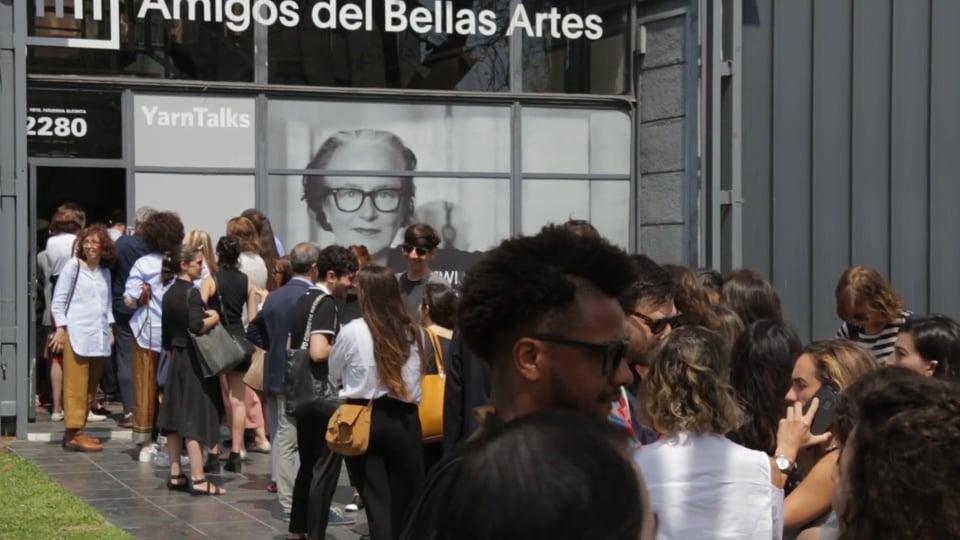 Li Edelkoort en YarnTalks Buenos Aires