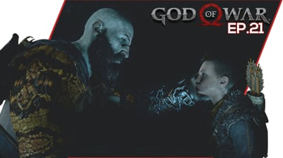 We FINALLY Tell HIM The TRUTH! - God of War EP.21