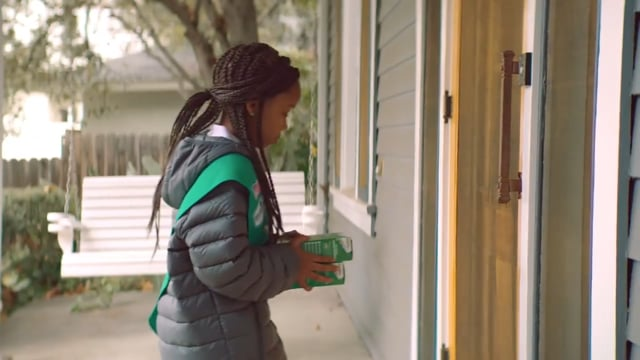 Girl Scouts 'Learn from A Cookie'<br /> Director: Vance Malone