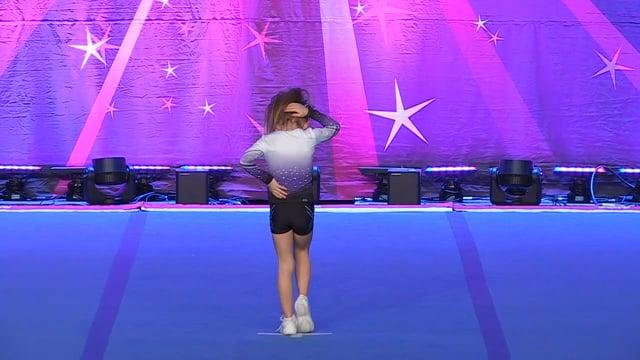 CMT Cheerleading  Delphine - Mini Indy 2