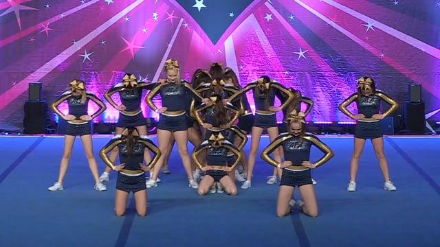 Arsenal Cheerleading Allstars  Junior AirForce - Junior 2