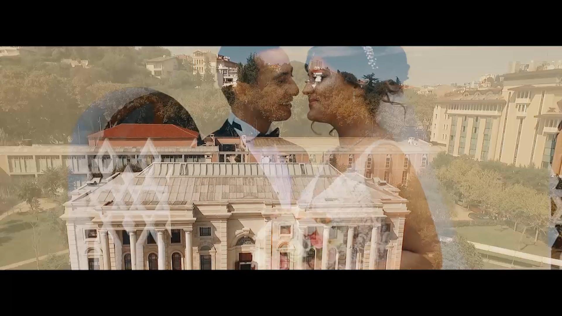Gizem + Erkan  Feriye Palace Düğün Hikayesi