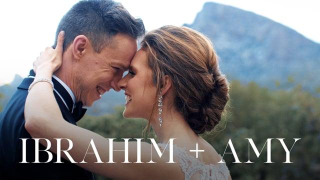 Amy + Ibrahim