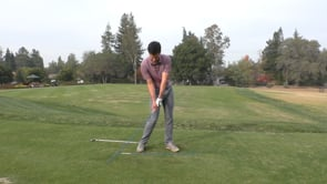 Alignment Stick Loading - Low to High Release