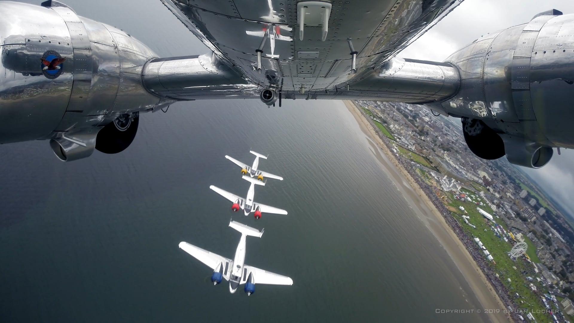 Classic Formation - Scottish International Airshow