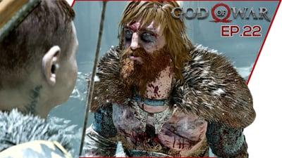 We KILL ANOTHER GOD?! - God of War Walkthrough EP.22