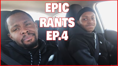 How To Fix Feeling Overwhelmed! (Epic Rants Ep.4)