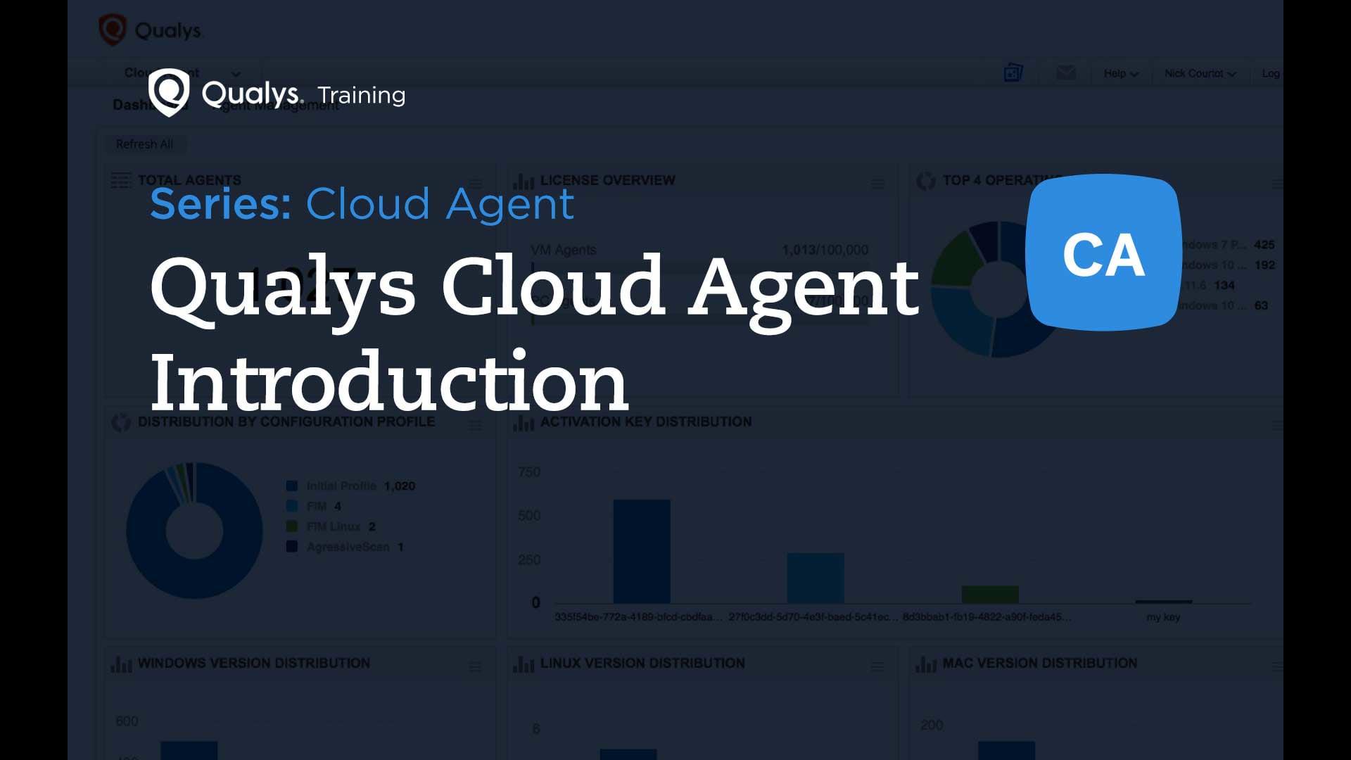 Qualys Cloud Agent Introduction