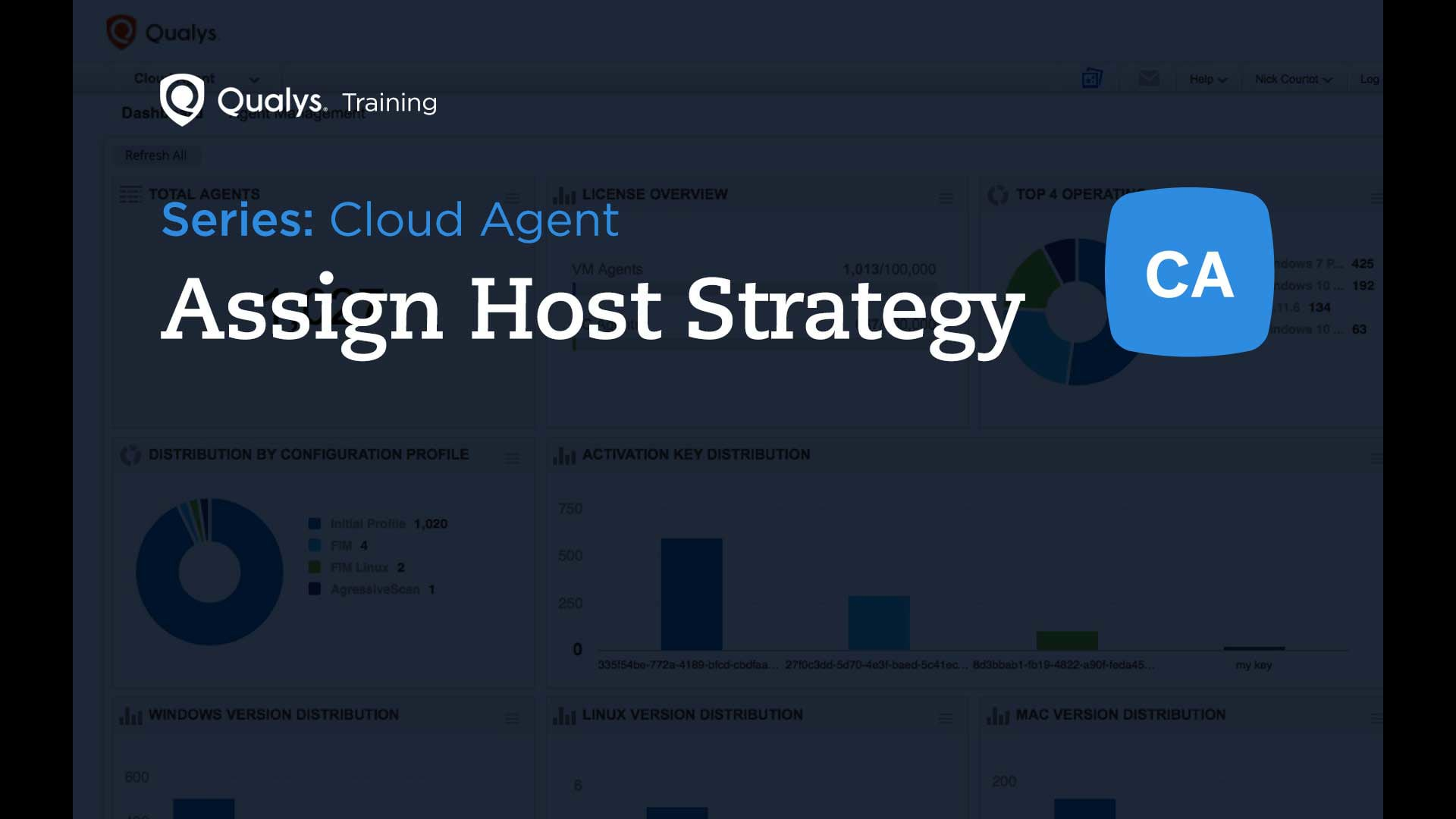 Assign Host Strategy
