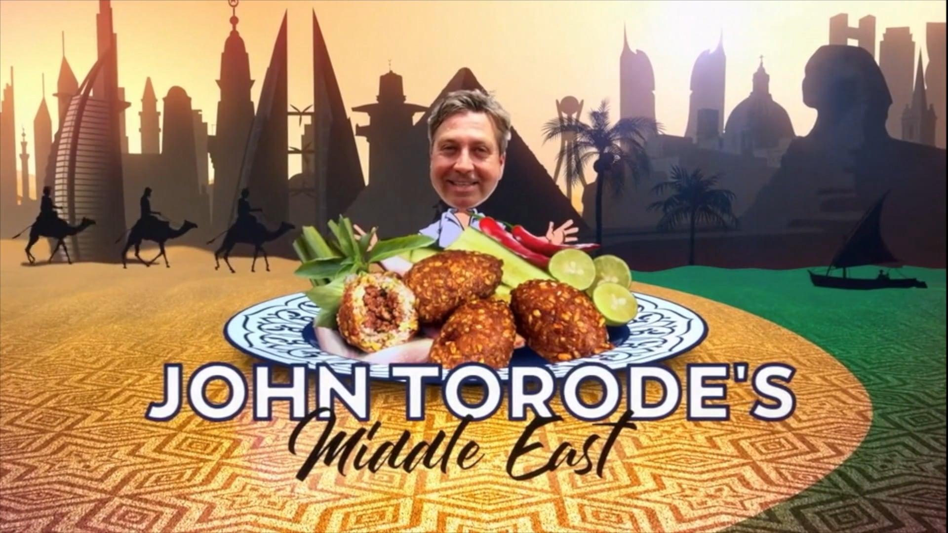 John Torode's Middle East - ep 1 Cairo