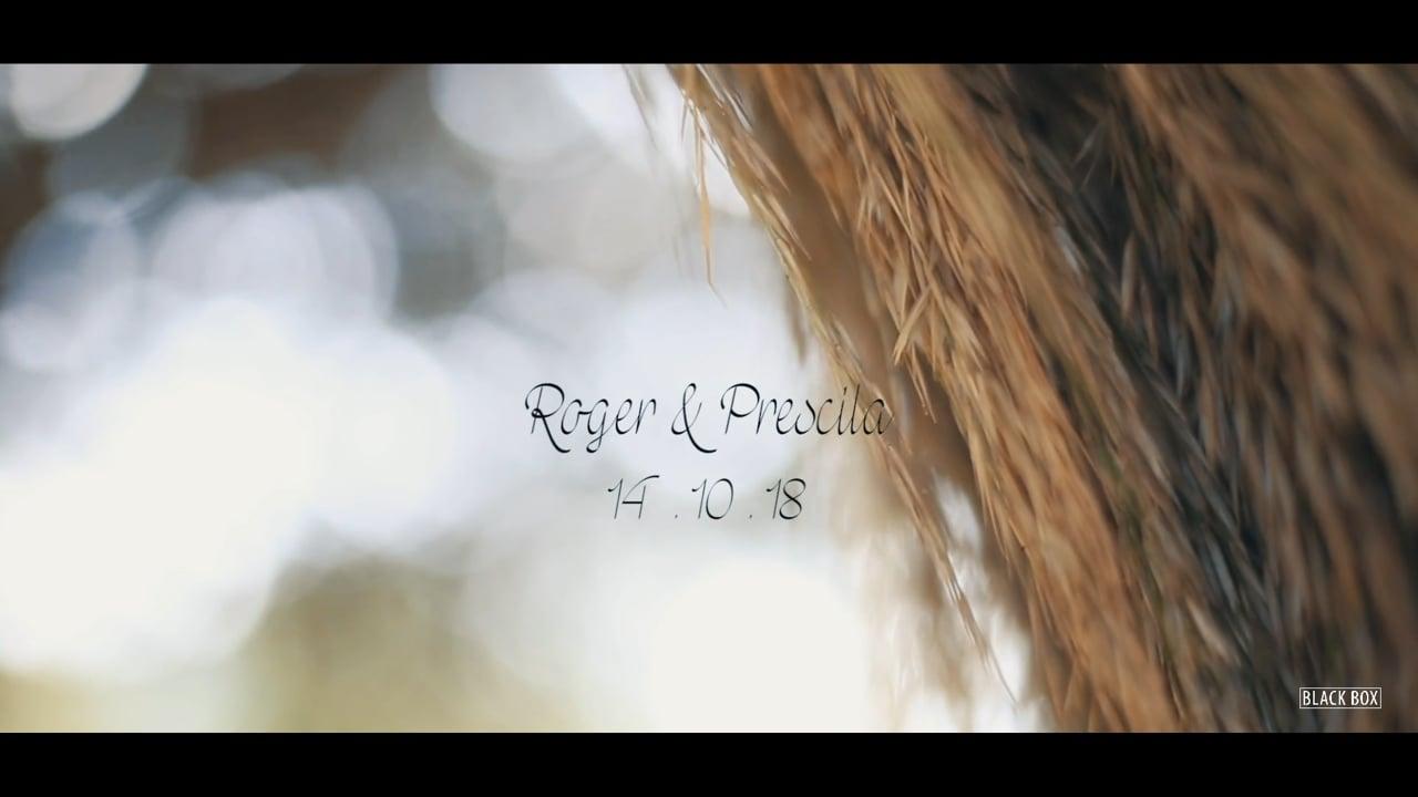 Roger & Prescila   Wedding Trailer