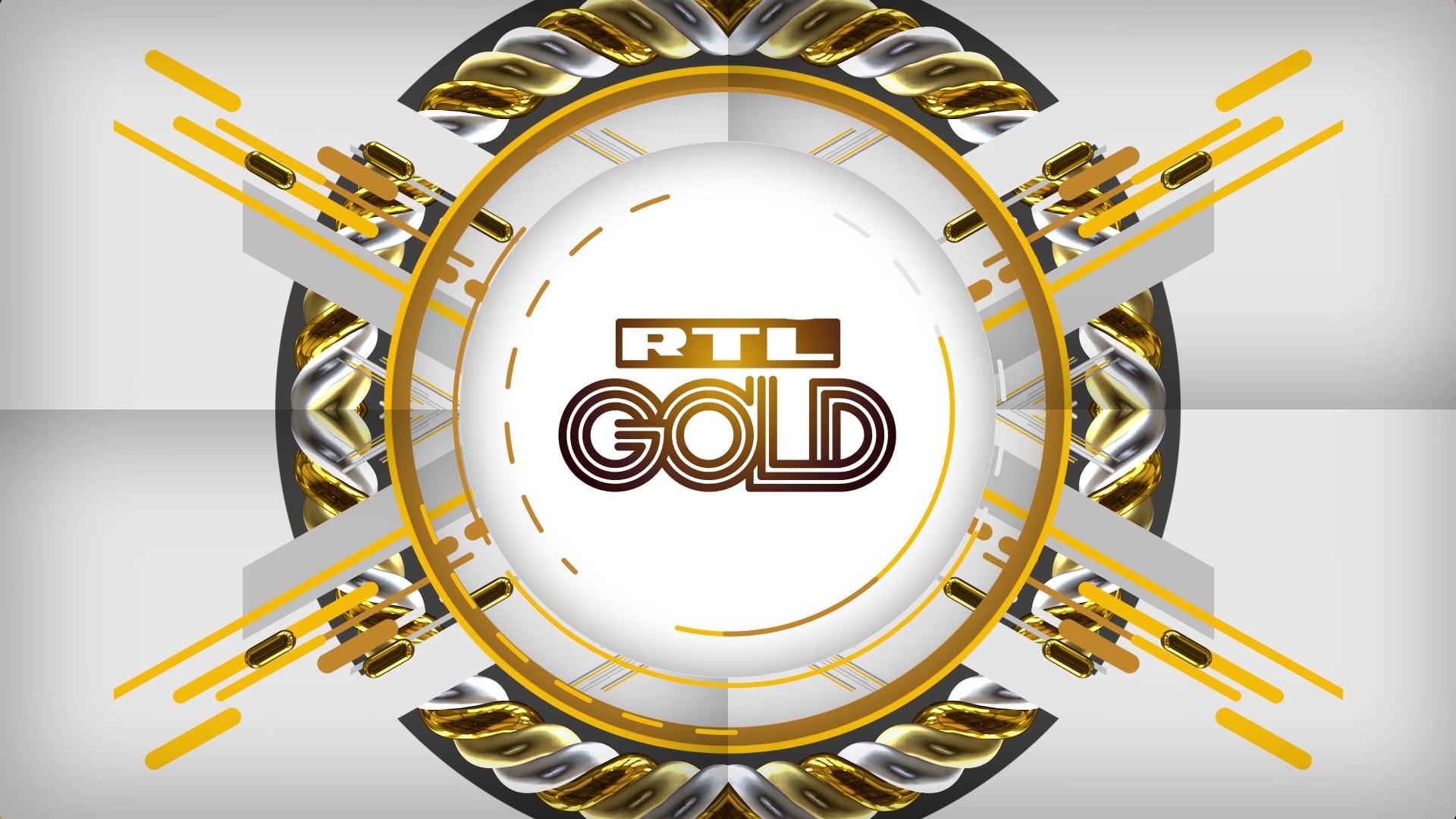 RTL Gold visual identity | branding
