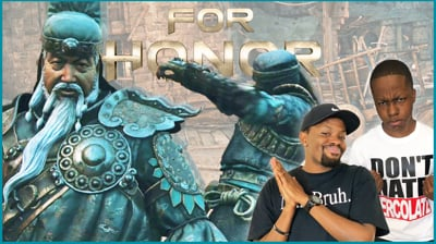 Trent Tests His Skill In RANKED Online Matches! - For Honor Grind Ep.14