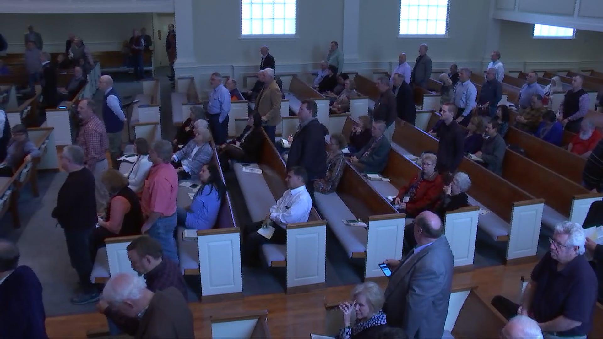 2019 Alabama Baptist State Evangelism Conference - David Burton